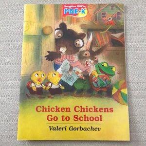 💥5 for $15💥 Chicken Chickens 🐓 Go to School